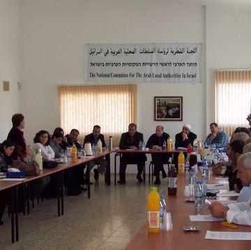קואליציית העמותות למען ייצוג הנשים:דורשת מראש ועדת המעקב מוחמד זידאן ליישם את ההחלטה לייצוג הנשים בוועדה
