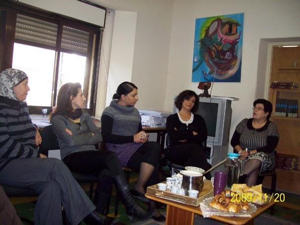 """""""נשים נגד אלימות"""" יוזמת הקמת מפגש הראשון מסוגו לנציגות הציבור ברשויות המקומיות הערביות"""