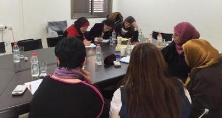 اختتام دورة تدريبية لمستشارات النهوض بمكانة المرأة