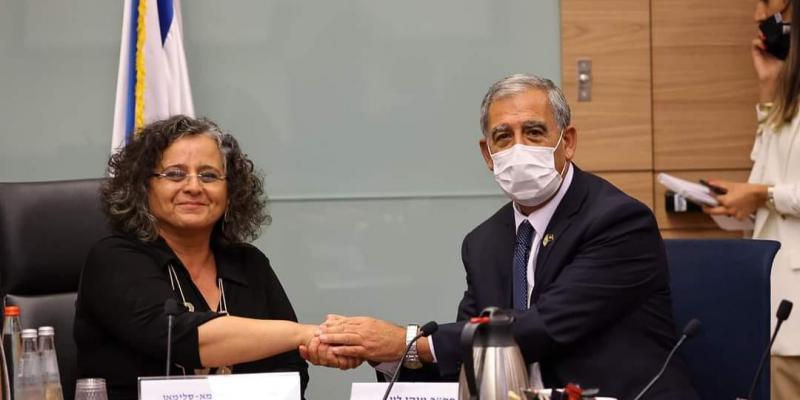 اختيار النائبة عايدة توما سليمان رئيسة للّجنة البرلمانيّة للنّهوض بمكانة المرأة والمساواة الجندريّة
