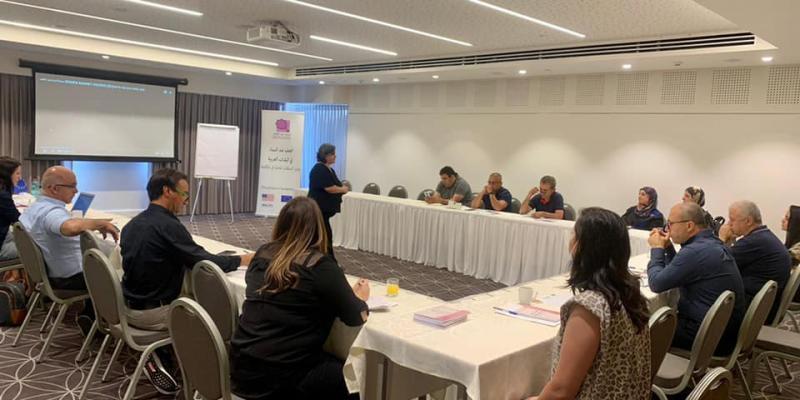 يوم دراسي لبلورة خطط عمل فعلية لمناهضة كافة أشكال التمييز والعنف ضد النساء